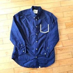 Five Four Nick Wooster Button Down Shirt XL